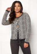 Odd Molly Good Vibrations Cardigan Almost Black XS (0)