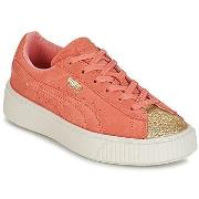 Sneakers Puma  SUEDE PLATFORM GLAM PS