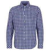 Skjortor med långa ärmar G-Star Raw  CORE STRAIGHT SHIRT L/S