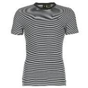 T-shirts med korta ärmar G-Star Raw  CIARAN STRIPE