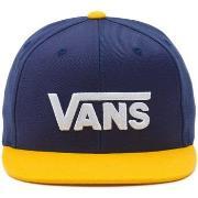 Keps Vans  Drop V Snapback Hat (dress Blues Old Gold)