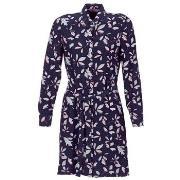 Kortklänningar Tommy Hilfiger  NEA SHIRT DRESS LS