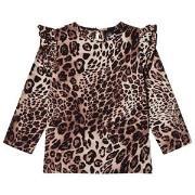Petit by Sofie Schnoor Leopard Tryck Blus 104 cm